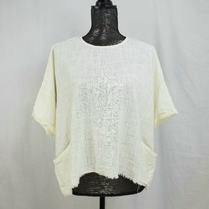 Urban Outfitters COPE Oversized Pocket Tee